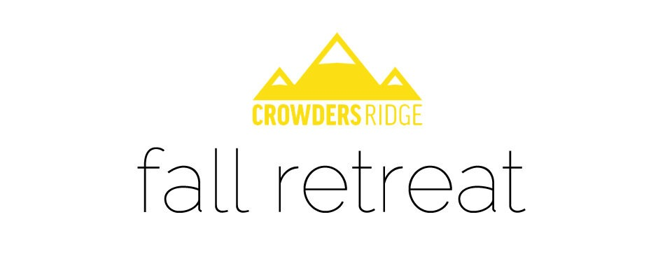 Youth Fall Retreat December 7th-9th