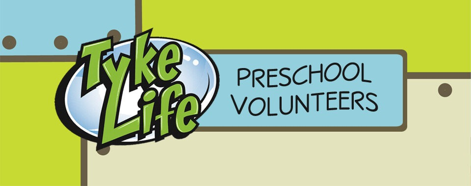 Preschool Volunteers Needed!